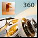Fusion 360 (anglais)